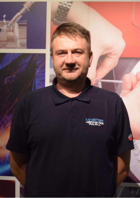 Slawomir Klisiewicz, nasz Krajowy Dyrektor Sprzedazy