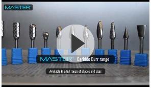 Master Carbide Burr Range