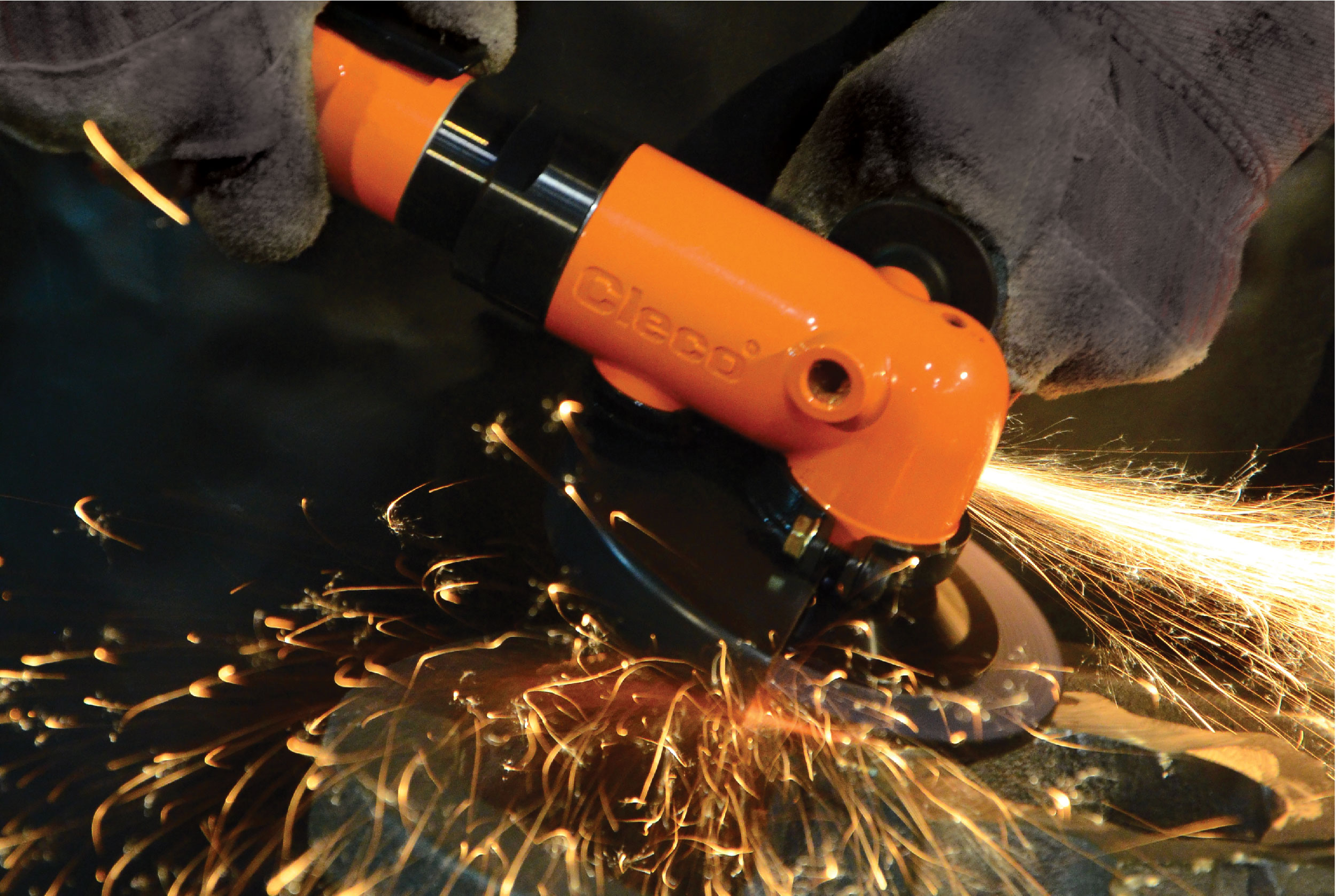 Cleco - Angle Grinder Front