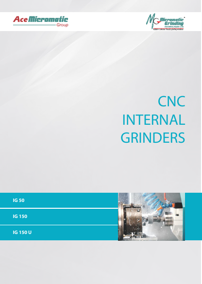 Micromatic Internal Grinding Machines