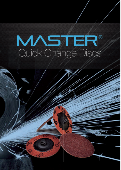 Master Quick Change Disc flyer
